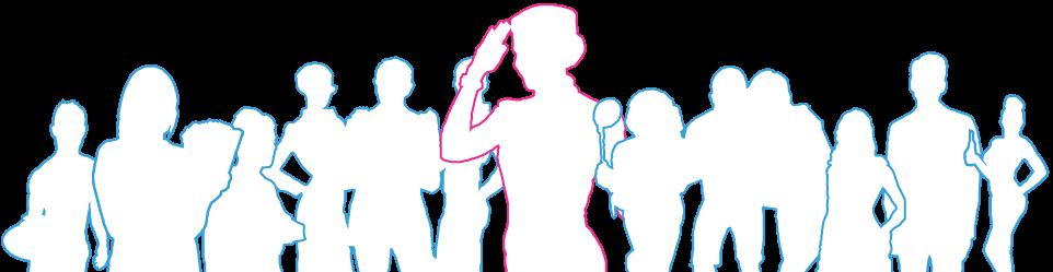 Staff salute